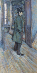 Portrait of François Gauzi