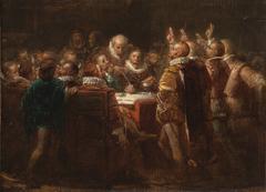 De Afzwering van Filips II