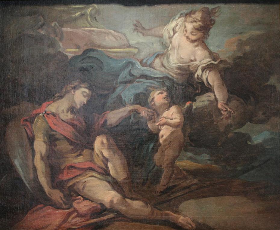 Vénus et Adonis