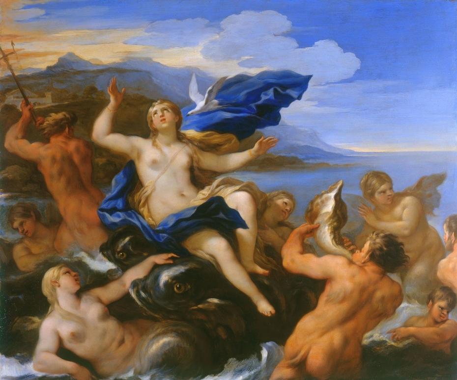 Venus Learns of Cupid's Plight