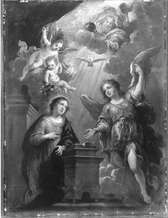 Verkündigung an Maria (Kopie nach)