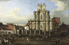 Visitationist Church in Warsaw
