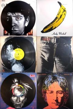 Warhol on Warhol
