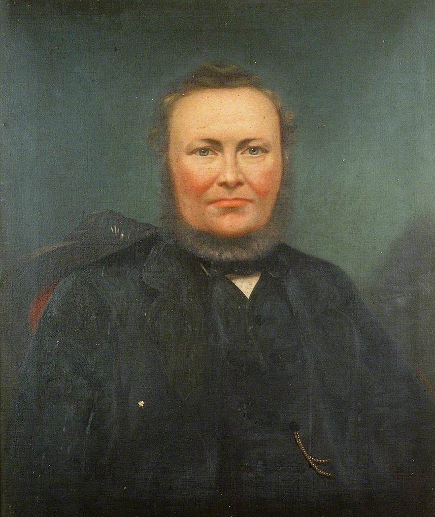 William Hughes of Plas Bach, Bodorgan