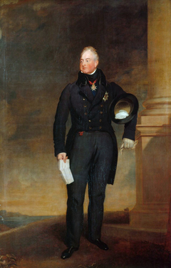 William IV (1765-1837) when Duke of Clarence