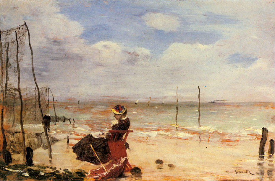 Woman of the Beach