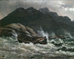Wreck on the Coast of Norway