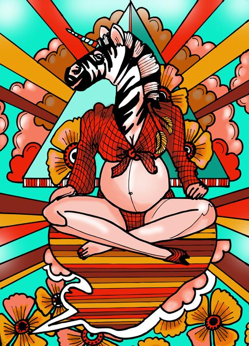 zebrama