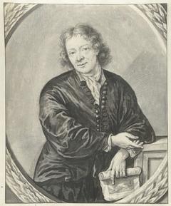Zelfportret van Johannes van Somer (?)