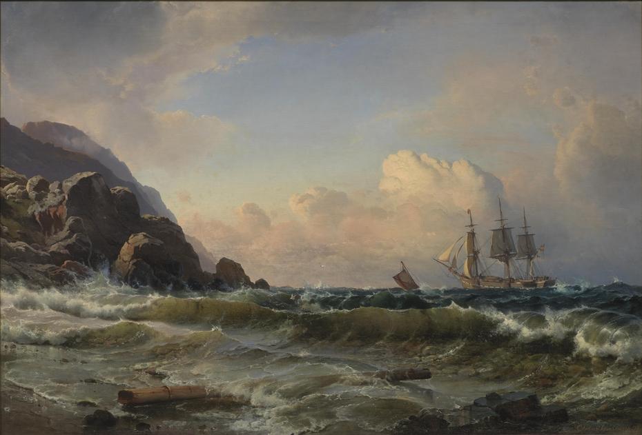 A Norwegian Coastline