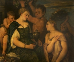 A Variant of the D'Avalos Allegory (after Titian)