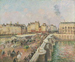 Afternoon Sunshine, Pont Neuf