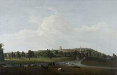 An Extensive View of Shugborough Park and its Monuments