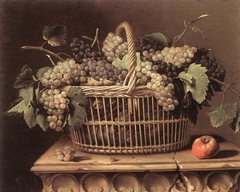 Basket of Grapes