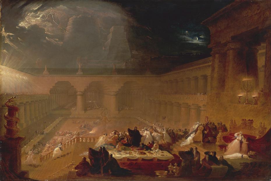 Belshazzar's Feast