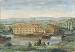 Bentse Brug 1858