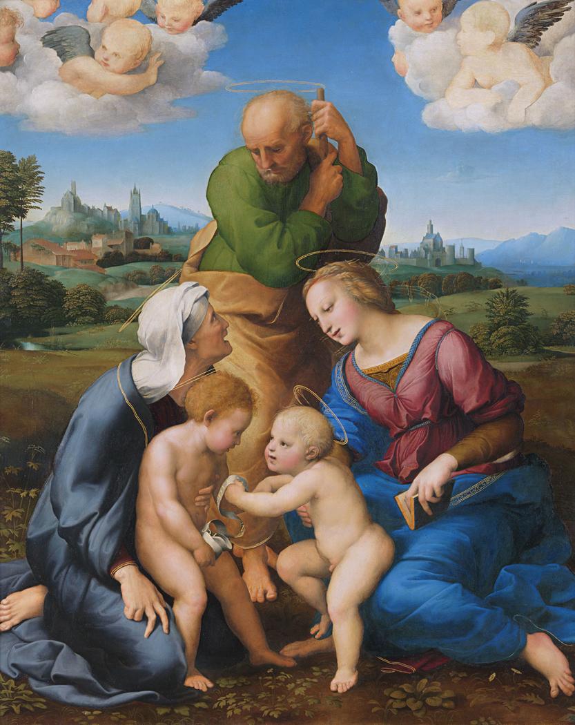 Canigiani Holy Family