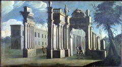 Capriccio of Architectural Forms