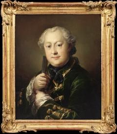 Carl Alexander von Ungern-Sternberg, Swedish Envoy in Copenhagen