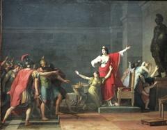 Cassandre et Olympias