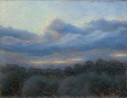 Cloud at Dusk