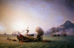 Combat du Grand Port