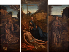 Cook triptych