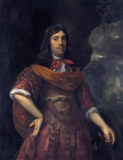 Cornelis Tromp (1629-91). Lieutenant-admiral general