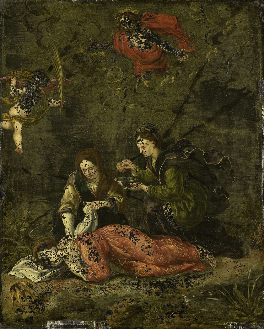 Death of Saint Cecilia