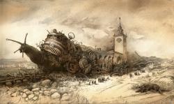 Delay-trains