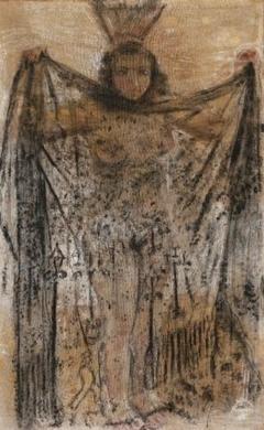 Desnudo Detrás de la Mantilla - Naked Behind The Veil