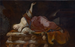 Dido on the Pyre