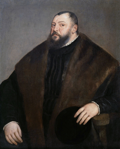 Elector Johann Friedrich of Saxony