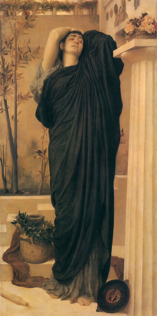 Electra at the Tomb of Agamemnon