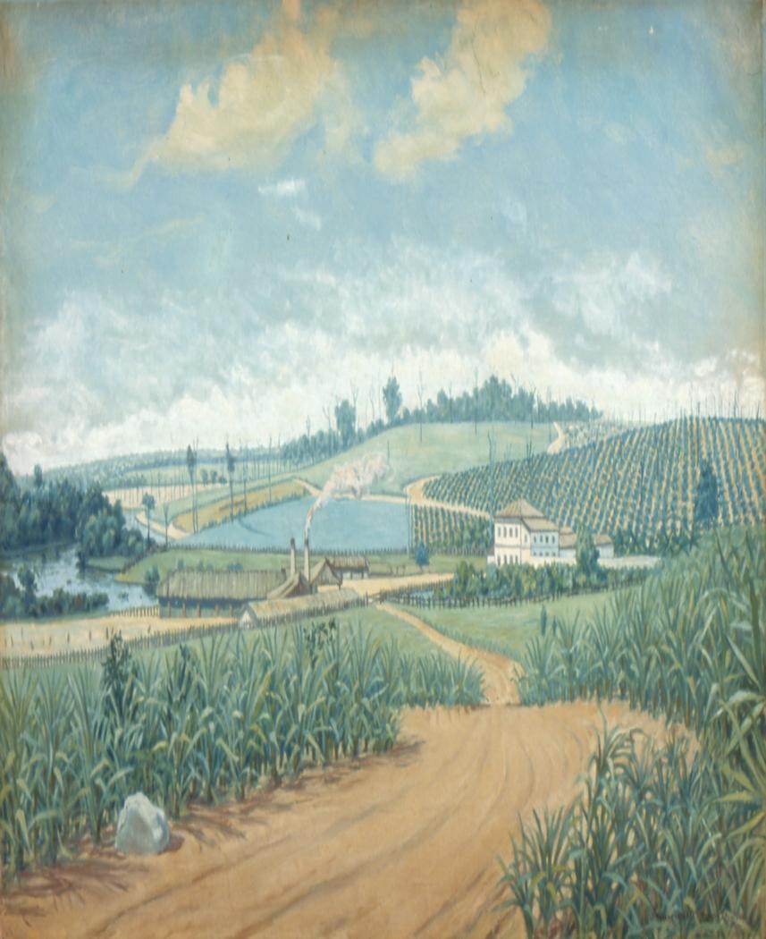 Engenho da Cachoeira - Campinas, 1839