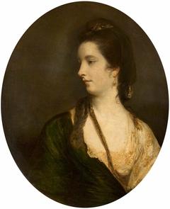 Frances Payne, Mrs William Woodley (1738-1813)