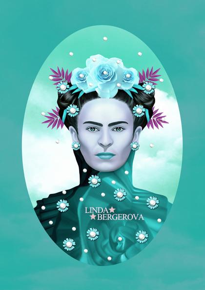 Frida from Mars