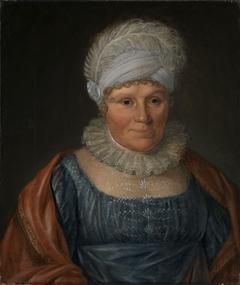 Fru biskop Bech