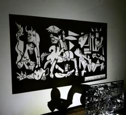 Guernica...Η μαγεία της σκιάς