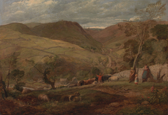 Hanson Toot, View in Dovedale