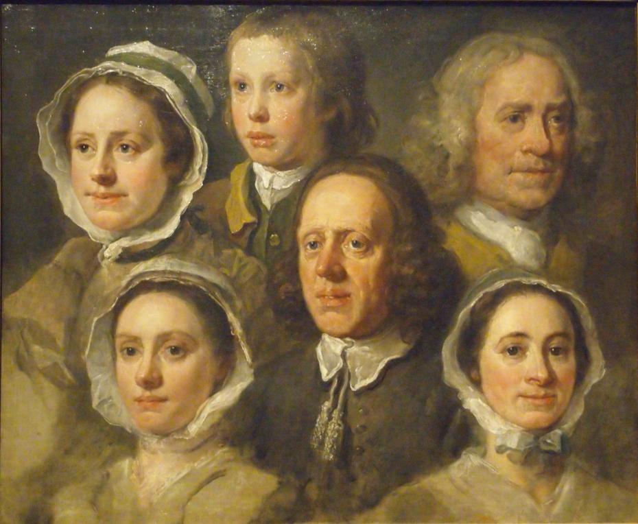 Hogarth's Servants