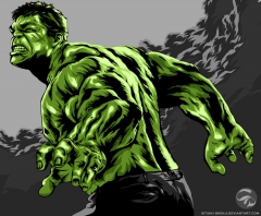 Incredible Hulk is Incredible