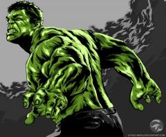 Incredible Hulk is Incredible