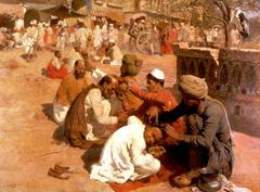 Indian Barbers, Saharanpore