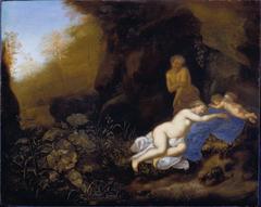 Jupiter and Antiope