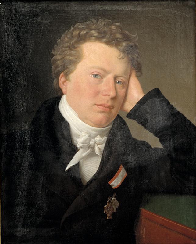Jurist and statesman, Anders Sandøe Ørsted