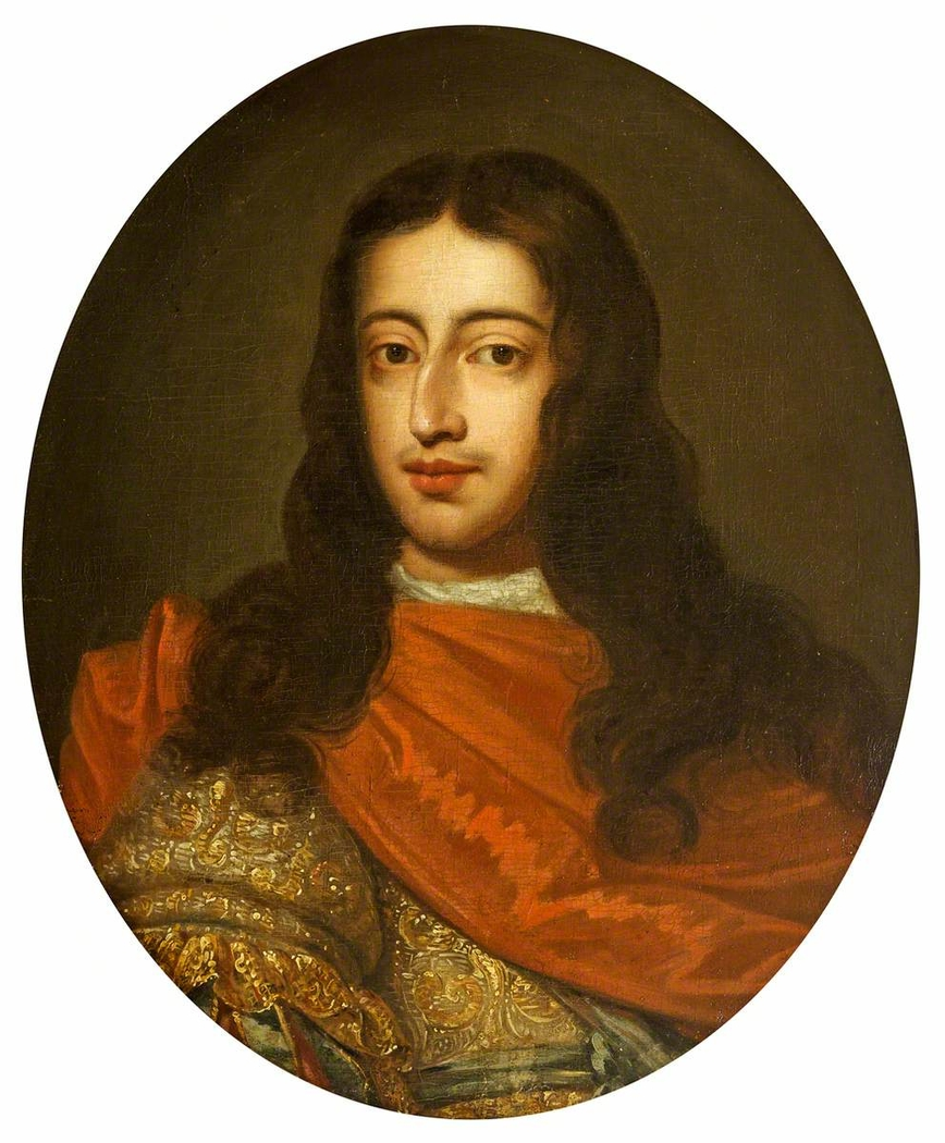 King William III (1650–1702) as a Young Man