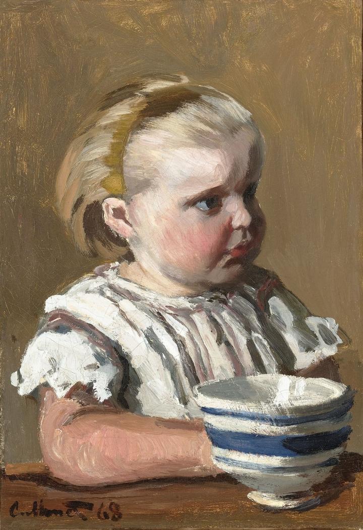 L'Enfant a la tasse