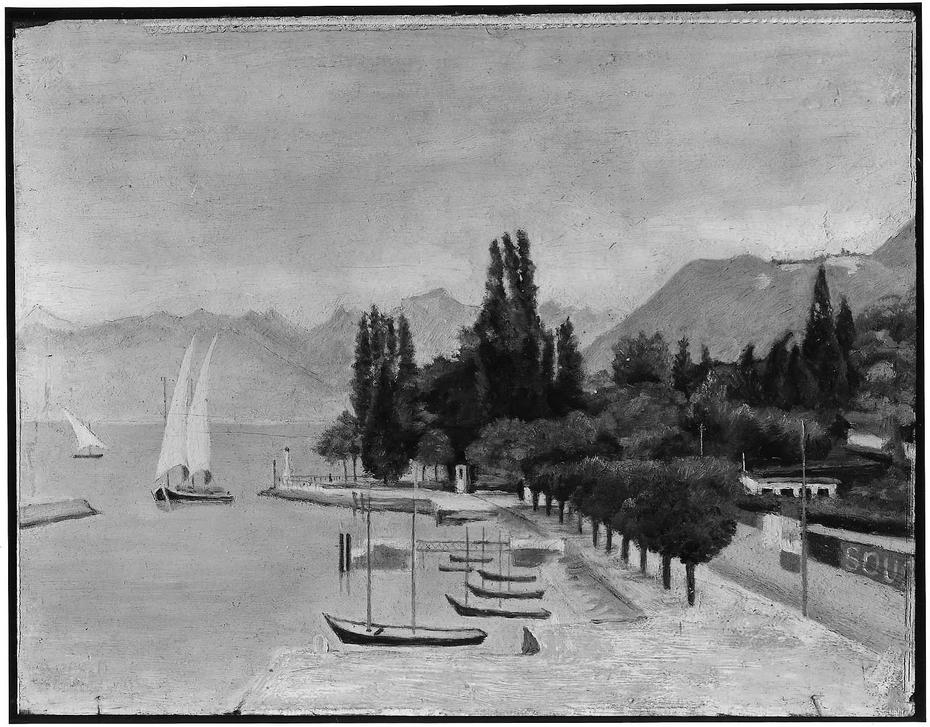Lake of Geneva (Lac Leman)
