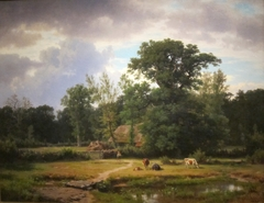 Landscape in Westphalia